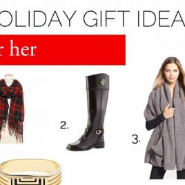 Gift Ideas for Her 2014 from addapinch.com