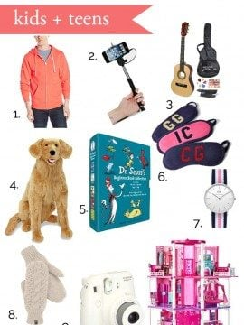 Gift Ideas for Kids and Teens