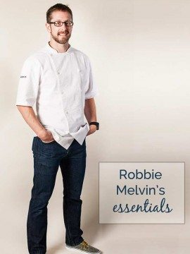 Southern Living's Robbie Melvin's Essentials