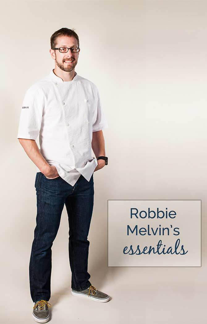 Southern Living's Robbie Melvin's Essentials from addapinch.com