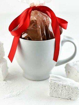 Hot Chocolate Mugs Gift Idea