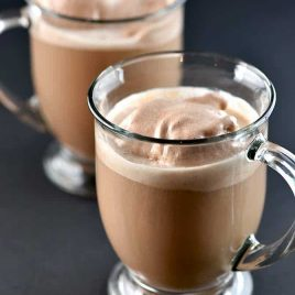 Mocha Punch Recipe from addapinch.com
