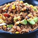 One Pot Mexican Quinoa Recipe