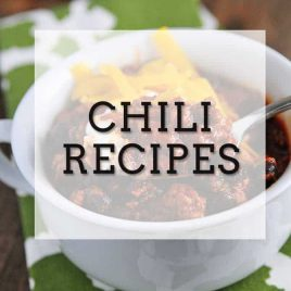 Chili Recipes! from addapinch.com