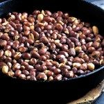 Skillet Roasted Peanuts Recipe
