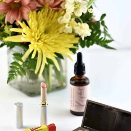 Beauty Loves January from addapinch.com