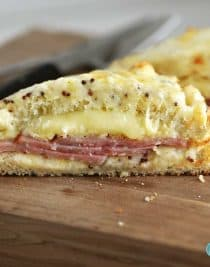 Croque Monsieur Recipe from addapinch.com