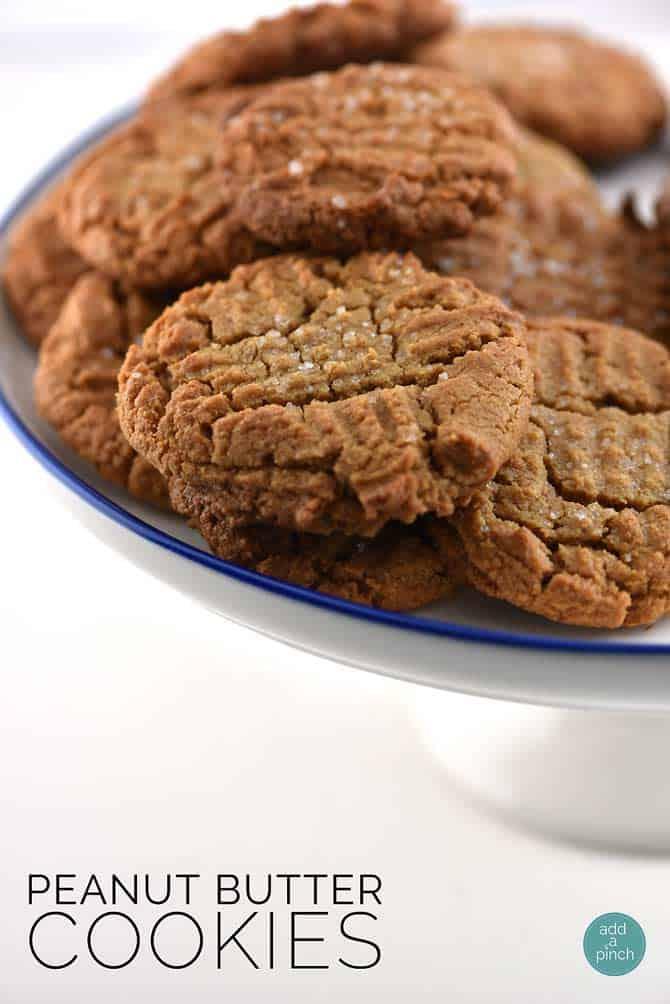 flourless peanut butter cookie recipes