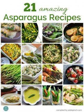 21 Asparagus Recipes