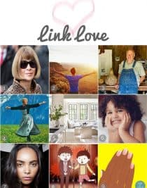 This week's Link Love includes favorites from around the web of how to have an amazing life, a master gardener's sketch book, how to tell a joke and more!