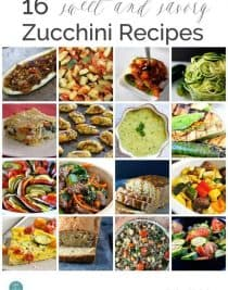 Zucchini Recipe from addapinch.com