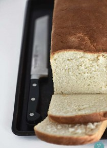 Sandwich Bread Recipe