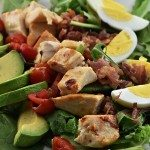 Roast Chicken Cobb Salad Recipe