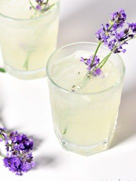 Lavender Lemonade Recipe