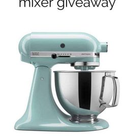 Mothers Day Mixer Giveaway 2015 from addapinch.com