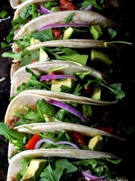 Quick and Easy Taco Recipe