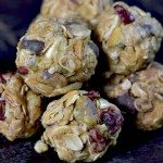 No Bake Granola Bites Recipe