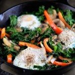 Kale Breakfast Skillet Recipe