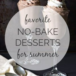 Favorite No-Bake Dessert for Summer // addapinch.com