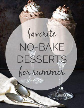 Favorite No-Bake Dessert for Summer // addapinch.com