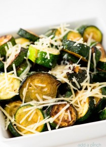 Parmesan Zucchini and Eggplant Recipe