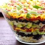 Mimi's Mexican Cornbread Salad Recipe