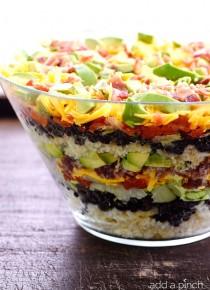 Mimi's Mexican Cornbread Salad Recipe