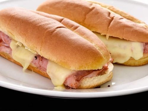 Image result for hot ham sandwiches