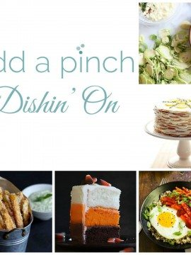 Add a Pinch: Dishin' On