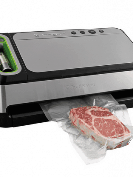 Vacuum Sealer Giveaway Winner!