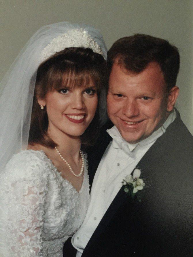 Our Wedding // addapinch.com