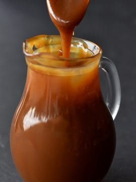 The Easiest Caramel Sauce Recipe