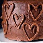 Celebration Chocolate Cake Recipe {and some news!}