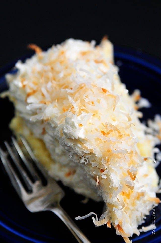 Coconut Cream Pie Recipe Add A Pinch