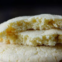 Best Soft Sugar Cookie Recipe - Absolutely the best sugar cookie recipe I have ever tasted!  These sugar cookies are soft, chewy and make a tasty bakery style soft sugar cookie!  Quick and easy to make, this sugar cookie recipe makes cookies that turn out perfectly every time!  // addapinch.com