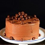 Malted Chocolate Cake Recipe