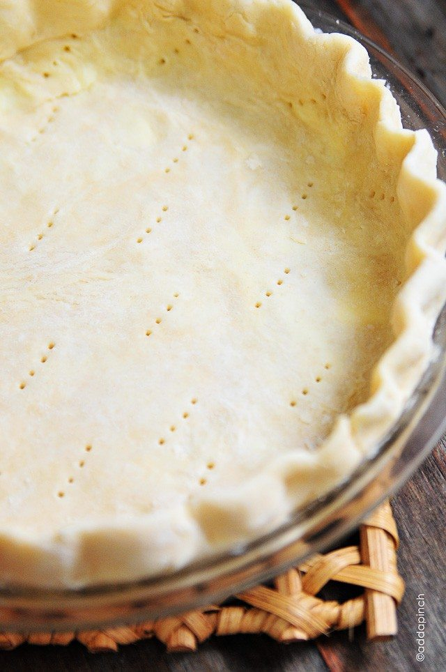 Perfect Pie Crust Recipe Add A Pinch