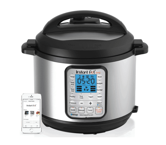 Instant Pot Multi-Functional Pressure Cooker Giveaway from addapinch.com