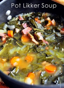 Pot Likker Soup Recipe
