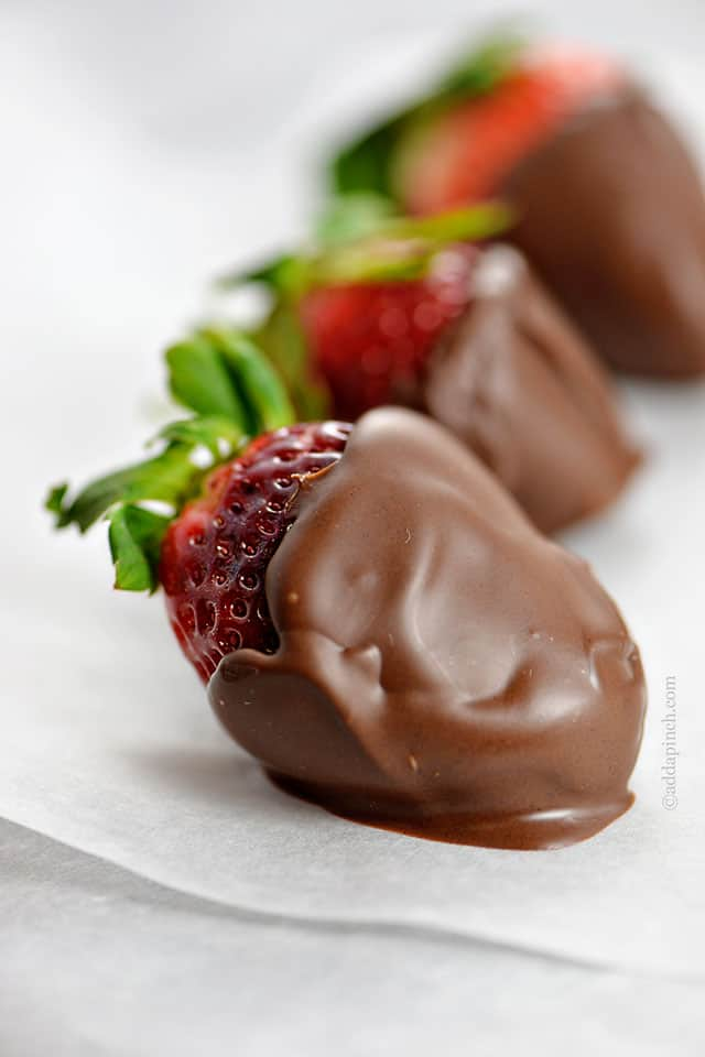 Chocolate Strawberries Pictures