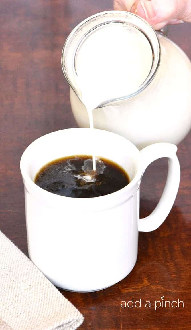 Homemade Coffee Creamer Recipe - Add a