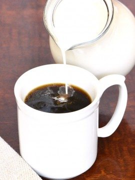 Homemade Coffee Creamer Recipe