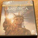 America the Story of Us DVD