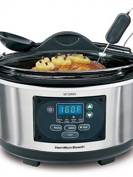 Back to School Slow Cooker Giveaway Winners!