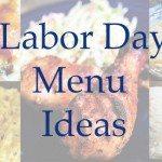 Labor Day Menu Ideas