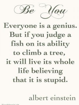 You are a genius.