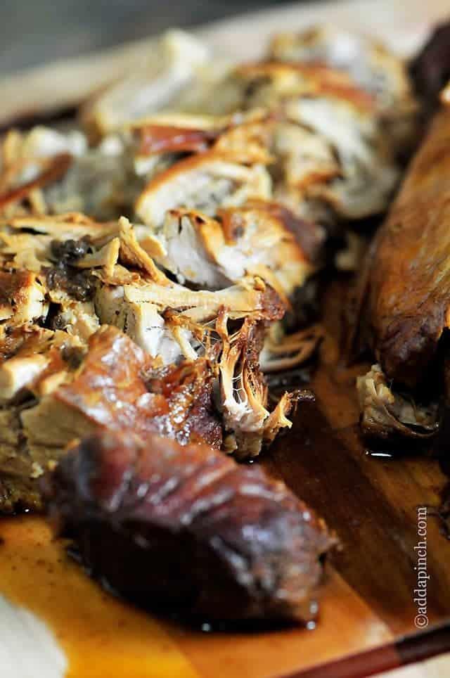 Balsamic Pork Tenderloin Recipe - Add a Pinch