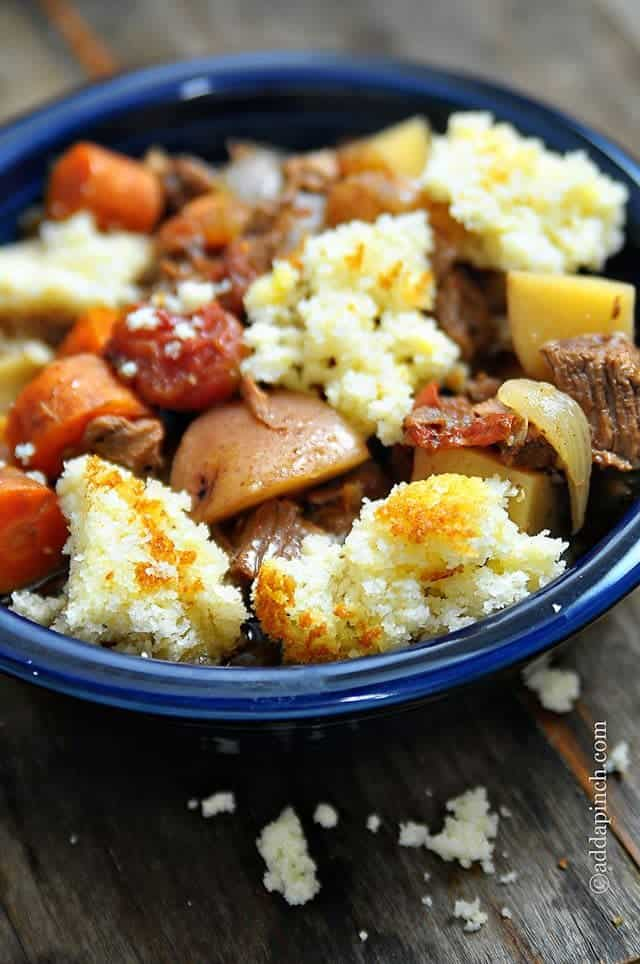Slow cooker beef stew recipe add a pinch for Slow cooker fish stew