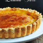 Bruleed Lemon Tart Recipe