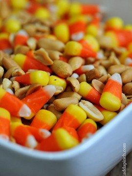Candy Corn Snack Mix Recipe